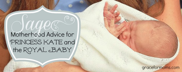 Royal Baby Advice