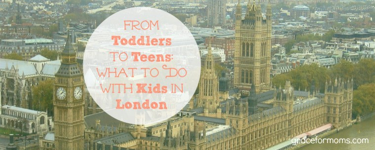 What to do with kids in London