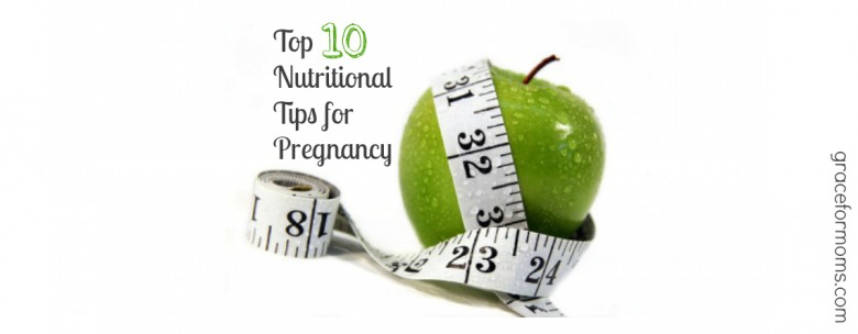 Nutritional Tips for Pregnancy