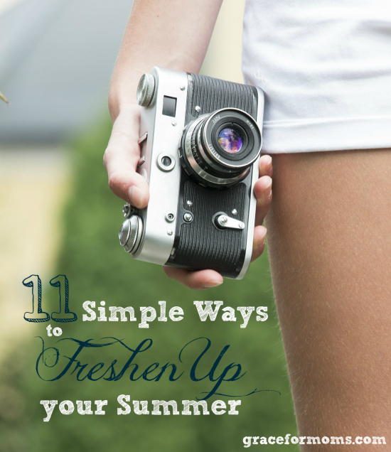 11 Ways to Freshen Up Your Summer