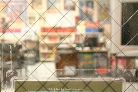 Common Core Classroom Window