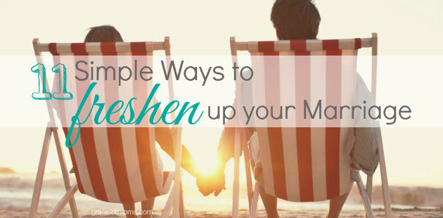 Freshen Up Your Marriage