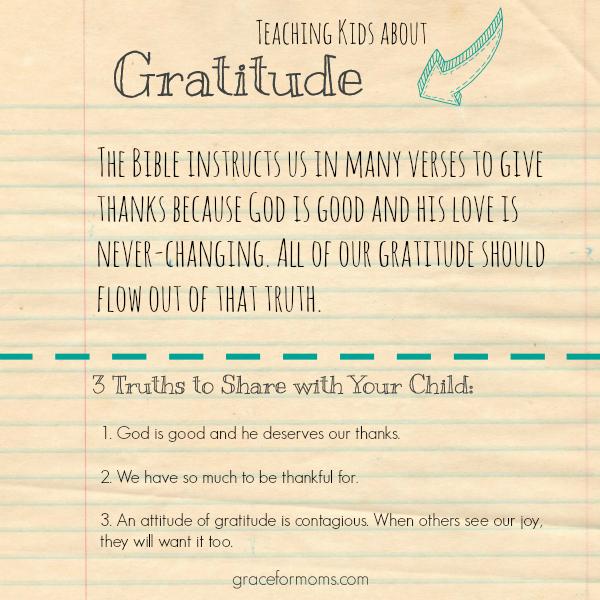 Gratitude Truths