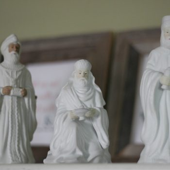 Walk with the Wise Men: An Elf on the Shelf Alternative