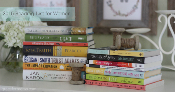 2015 Reading List for Women