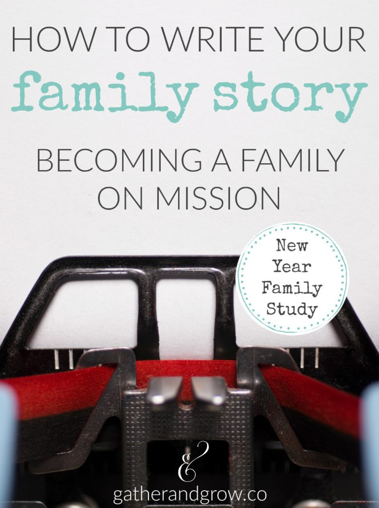 Family Story: Becoming a Family on Mission