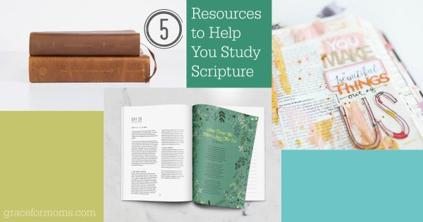 Resources for Bible Study