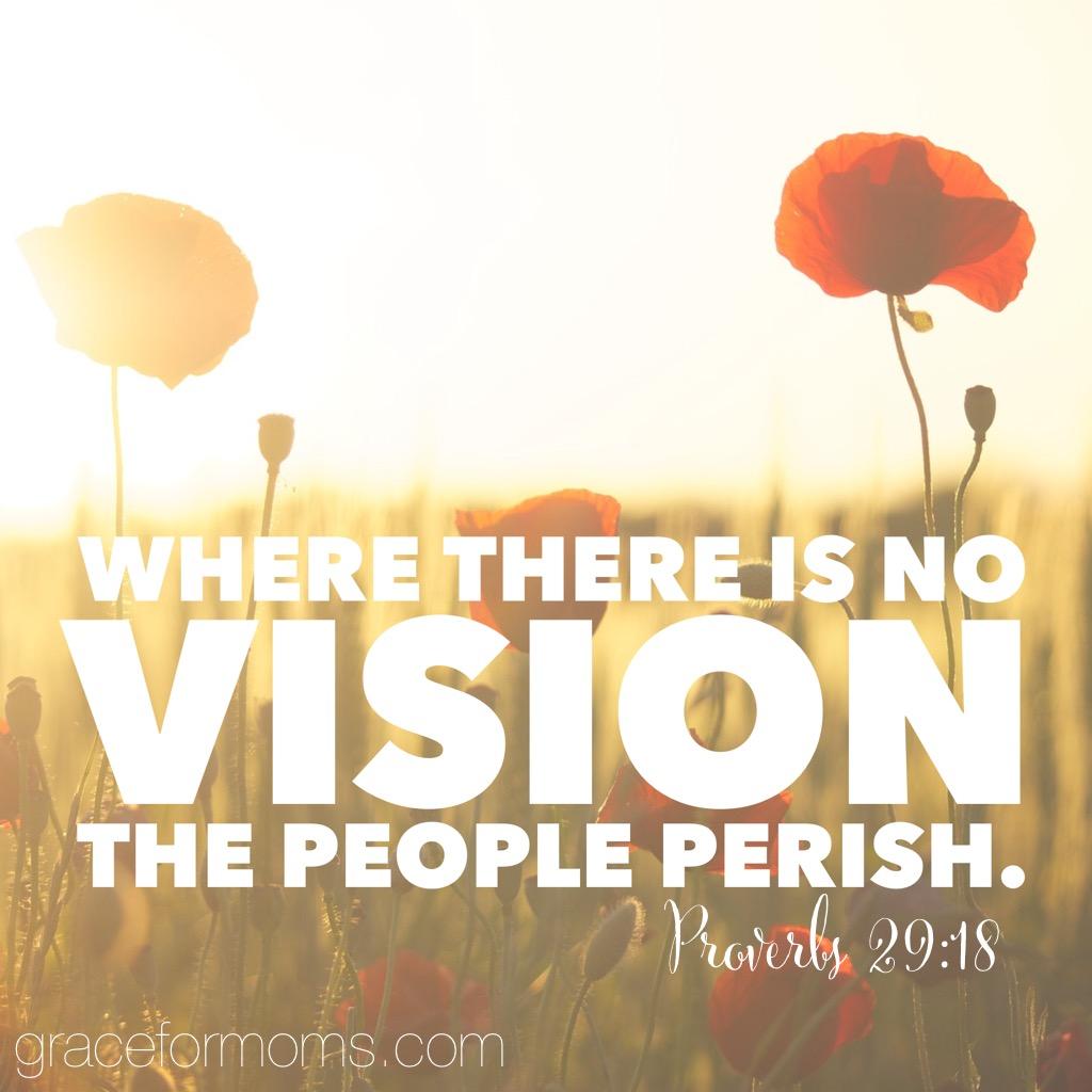 Proverbs Vision