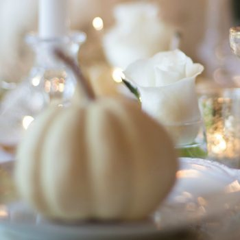 How To Set a Thanksgiving Legacy Table