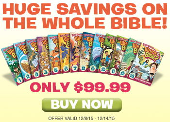 What's In The Bible for $99!