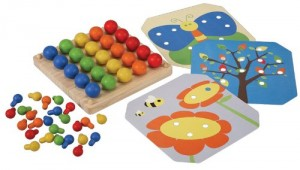 Plan Toys Peg Board