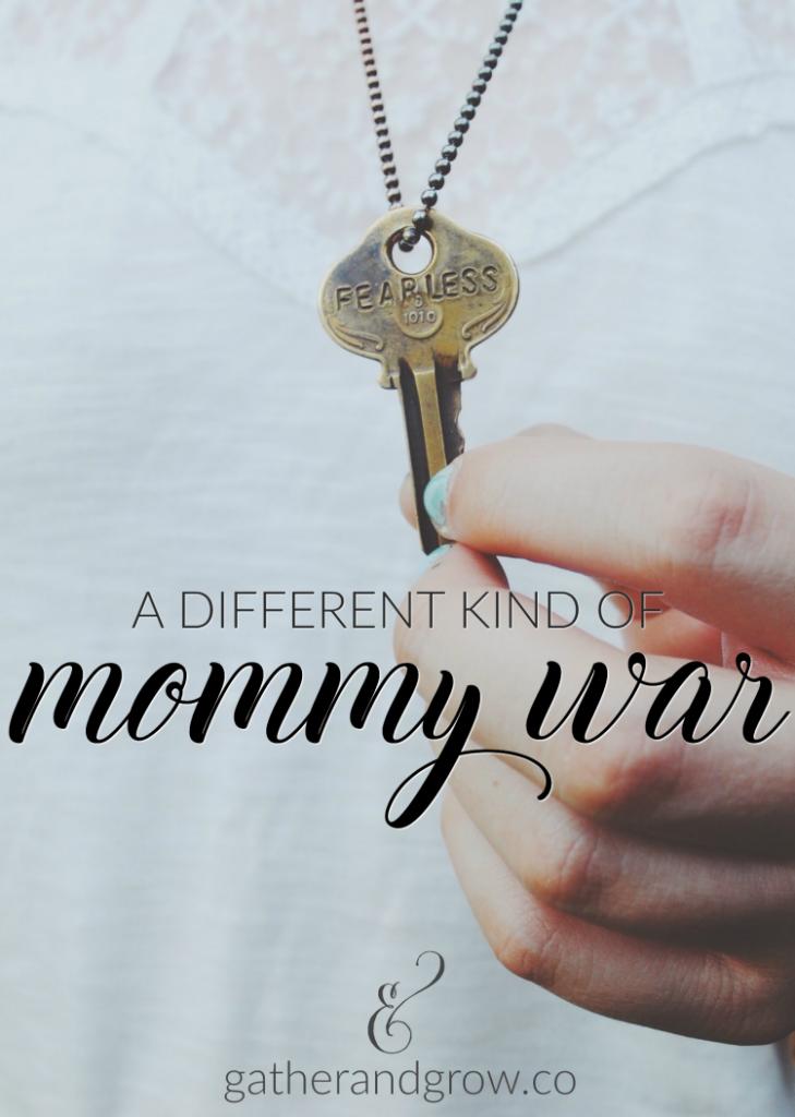 Mommy War