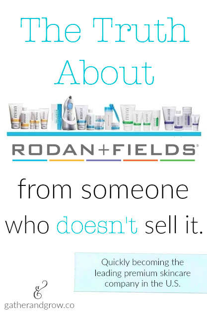 Truth about Rodan and Fields