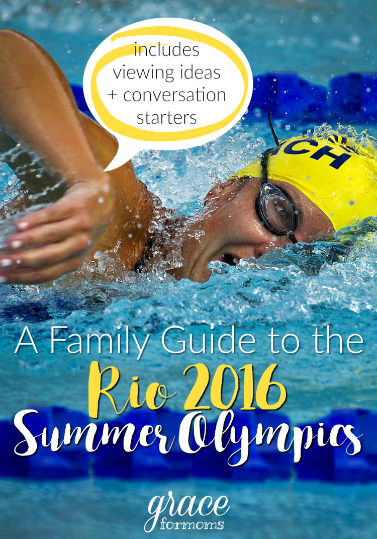 A Family Guide to the Rio 2016 Summer Olympics