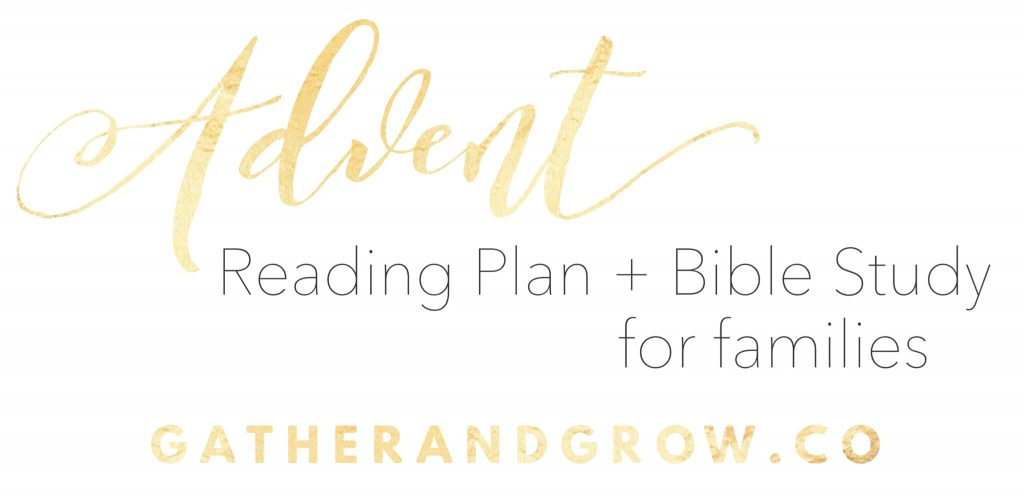 Family Advent Bible Study