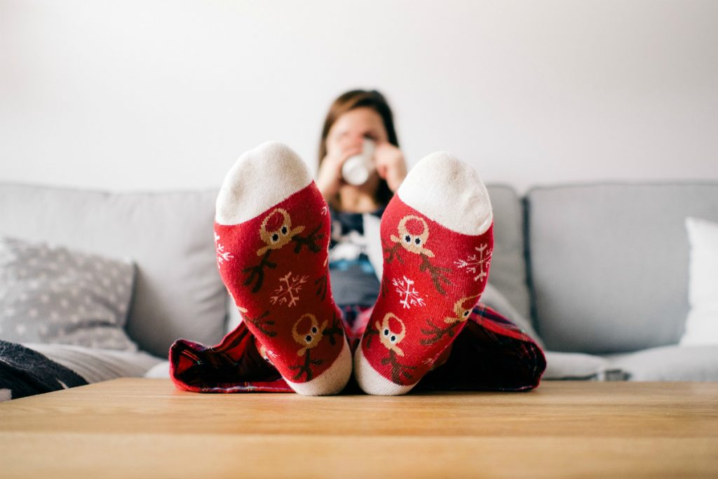 Dear Tired Mama, It's time to relax and enjoy Christmas. Start by reading this rendition of Luke 1, Mary's Song for Moms.