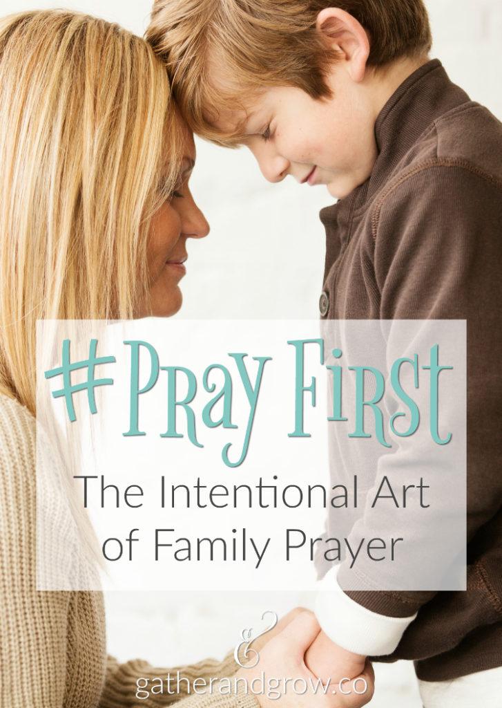 family prayer