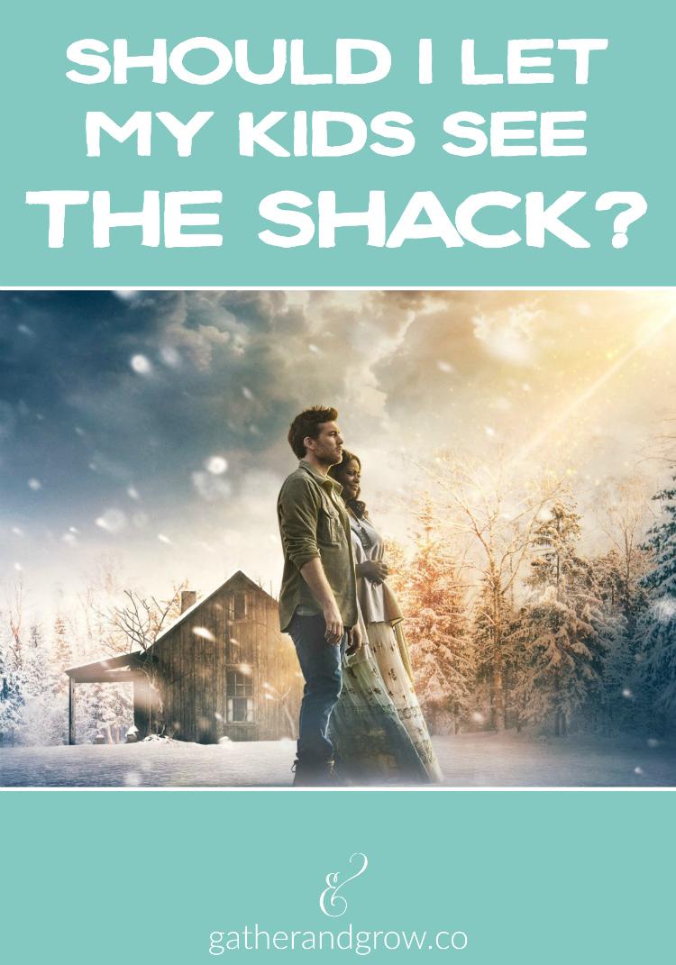 Should I let my kids see The Shack?