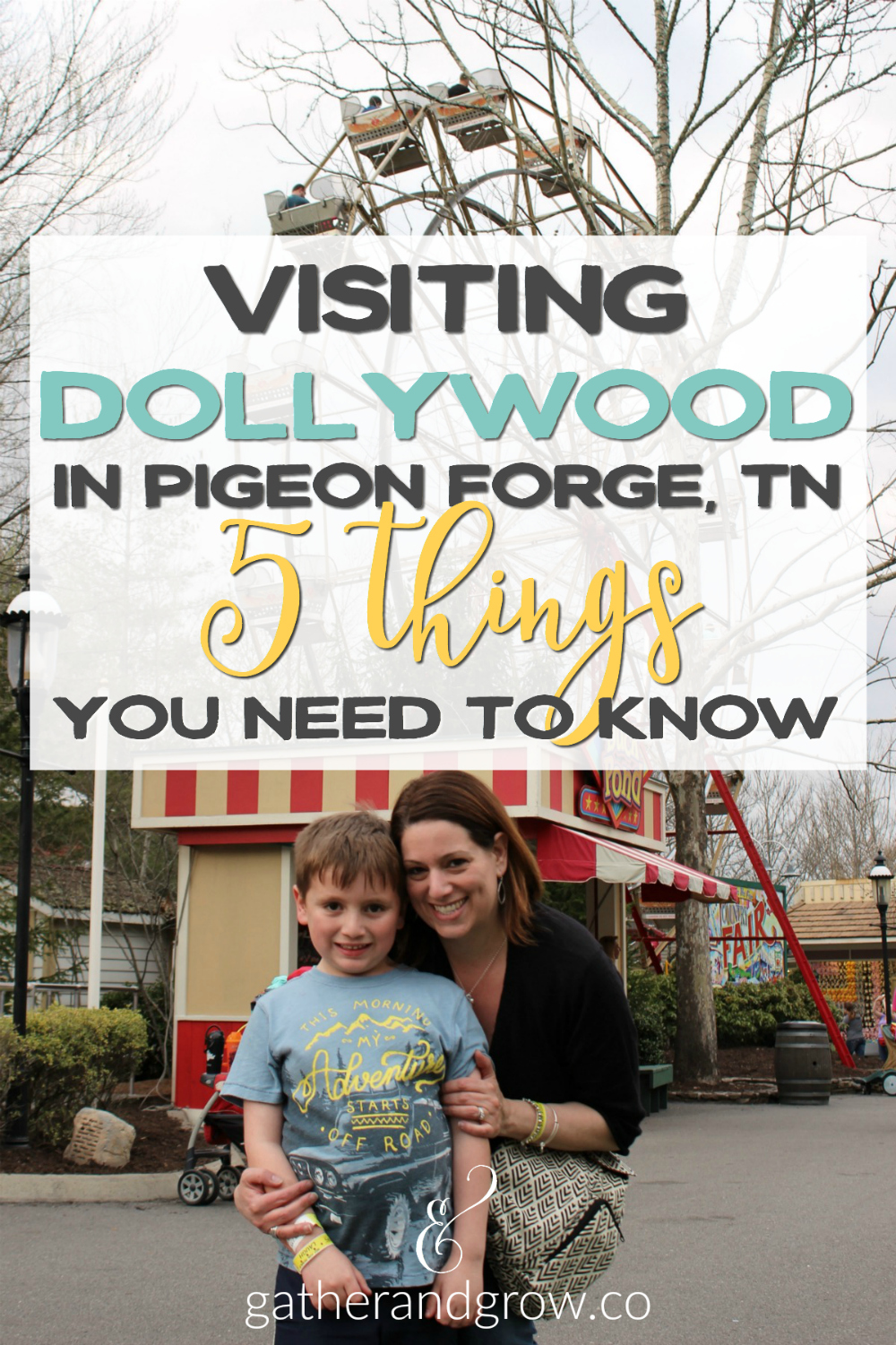 dollywood family trip tips