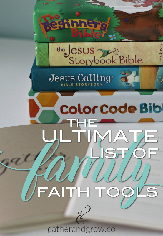 family faith tools