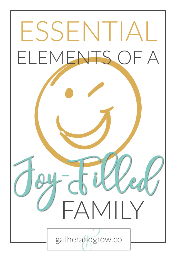 Joy-Filled Family