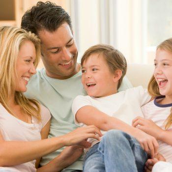 Joy-Filled Family