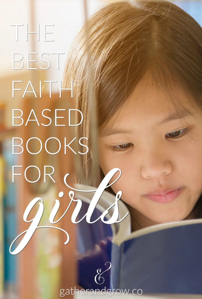 Faith Based Books for Girls