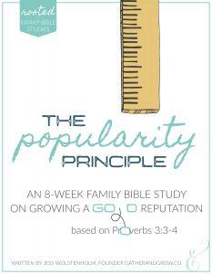 back-to-school bible study