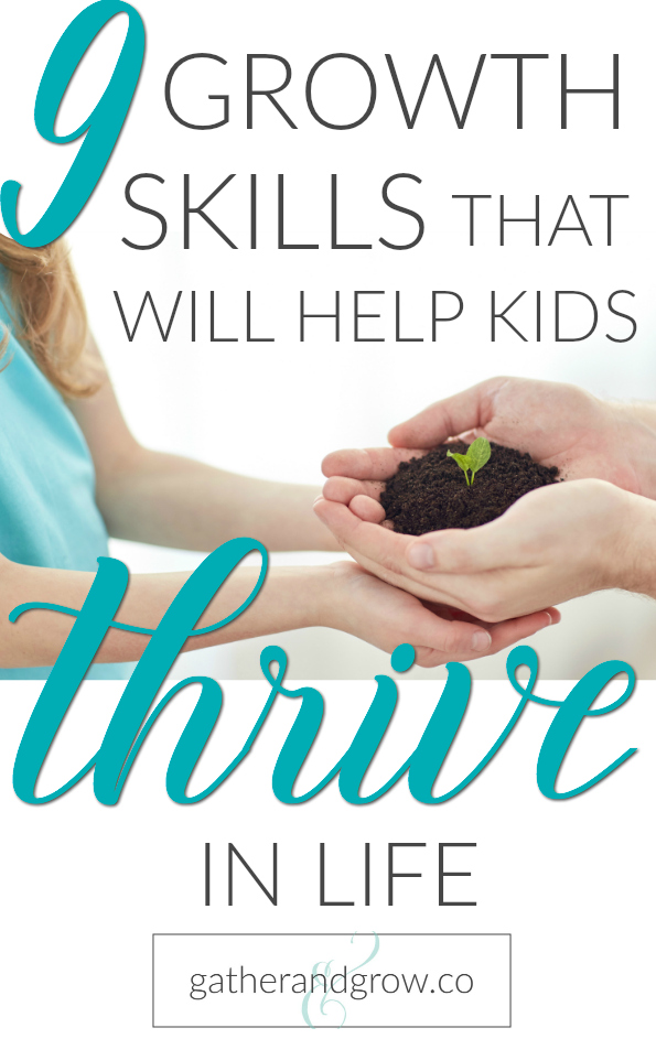 skills that will help kids