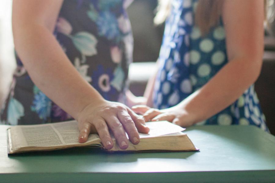 Bible verses that build confidence