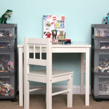The Master Builder's Guide to Sorting and Storing LEGOS